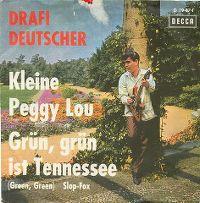 Cover Drafi Deutscher - Kleine Peggy Lou