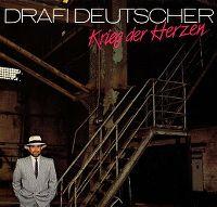 Cover Drafi Deutscher - Krieg der Herzen