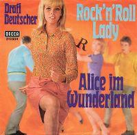Cover Drafi Deutscher - Rock 'n' Roll Lady