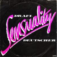 Cover Drafi Deutscher - Sensuality
