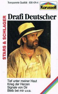 Cover Drafi Deutscher - Stars & Schlager