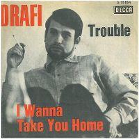 Cover Drafi Deutscher - Trouble
