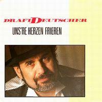 Cover Drafi Deutscher - Uns're Herzen frieren