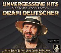 Cover Drafi Deutscher - Unvergessene Hits - die grosse Hit-Collection