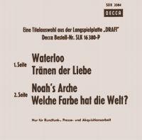 Cover Drafi Deutscher - Waterloo