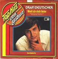 Cover Drafi Deutscher - Weil ich dich liebe