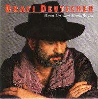 Cover Drafi Deutscher - Wenn Du zum Mond fliegst