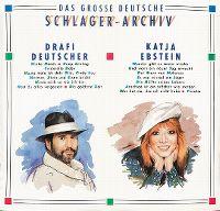 Cover Drafi Deutscher / Katja Ebstein - Das große deutsche Schlager-Archiv
