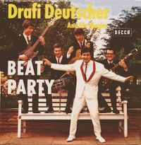 Cover Drafi Deutscher And His Magics - Beat Party