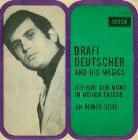 Cover Drafi Deutscher And His Magics - Ich hab' den Mond in meiner Tasche