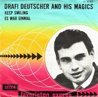 Cover Drafi Deutscher And His Magics - Keep Smiling