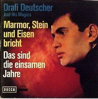 Cover Drafi Deutscher And His Magics - Marmor, Stein und Eisen bricht