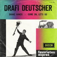 Cover Drafi Deutscher And His Magics - Shake Hands