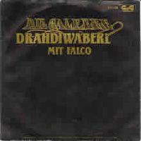 Cover Drahdiwaberl mit Falco - Die Galeere
