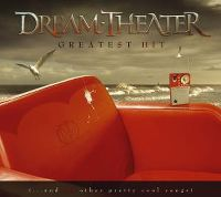 Cover Dream Theater - Greatest Hit (... And 21 Other Pretty Cool Songs)