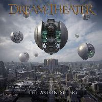 Cover Dream Theater - The Astonishing