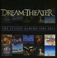 Cover Dream Theater - The Studio Albums 1992-2011