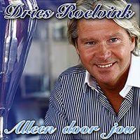 Cover Dries Roelvink - Alleen door jou