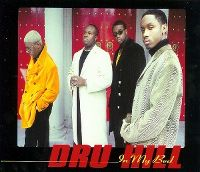 Cover Dru Hill - In My Bed