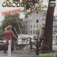 Cover Drukwerk - Carolien