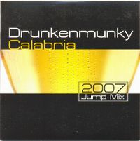 Cover Drunkenmunky - Calabria 2007