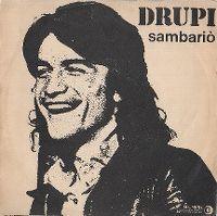 Cover Drupi - Sambariò