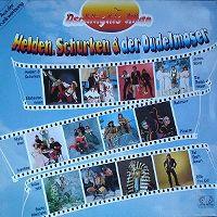 Cover Dschinghis Khan - Helden, Schurken und der Dudelmoser
