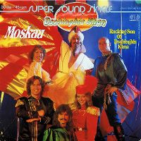 Cover Dschinghis Khan - Moskau