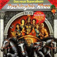 Cover Dschinghis Khan - Rom