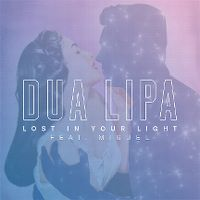 Cover Dua Lipa feat. Miguel - Lost In Your Light