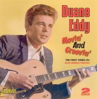 Cover Duane Eddy - Movin' And Groovin'