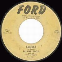Cover Duane Eddy and His Rock-A-Billies - Ramrod