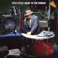 Cover Düde Dürst - Back To The Groove