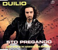 Cover Duilio - Sto pregando