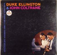 Cover Duke Ellington & John Coltrane - Duke Ellington & John Coltrane