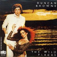 Cover Duncan Browne - The Wild Places