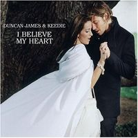 Cover Duncan James & Keedie - I Believe My Heart