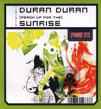 Cover Duran Duran - (Reach Up For The) Sunrise