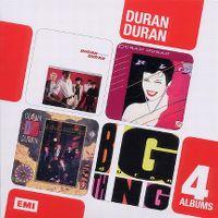 Cover Duran Duran - 4 Albums