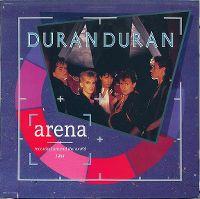 Cover Duran Duran - Arena