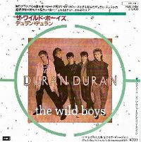 Cover Duran Duran - The Wild Boys