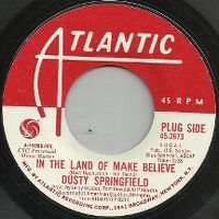 Cover Dusty Springfield - In The Land Of Make Believe