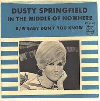 Cover Dusty Springfield - In The Middle Of Nowhere