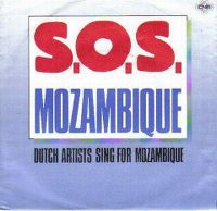 Cover Dutch Artists Sing For Mozambique - S.O.S. Mozambique