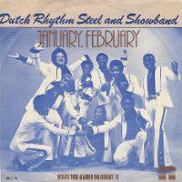 Cover Dutch Rhythm Steel And Show Band - January, February