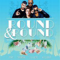 Cover Dyna / F1rstman / Lil Kleine / Bollebof - Round & Round
