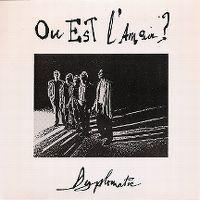Cover Dyplomatic - Ou est l'amour?