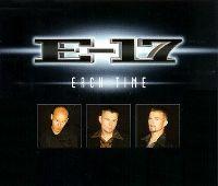 Cover E-17 - Each Time