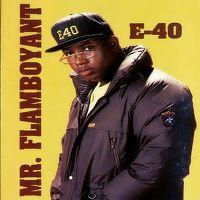 Cover E-40 - Mr. Flamboyant (EP)