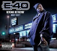 Cover E-40 - Revenue Retrievin': Night Shift